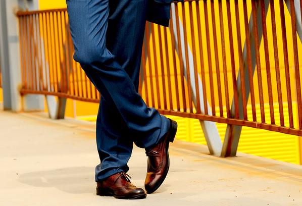 oplægning af bukser østerbro